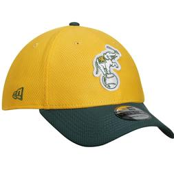 New Era 39thirty Dad Hat Oakland Athletics A's Reverse Two T
