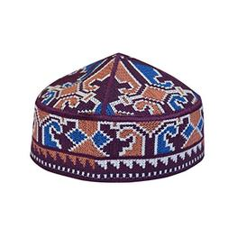 Ajmer Sharif Islamic Muslim Prayer Embroidery Koofi Cap Hat