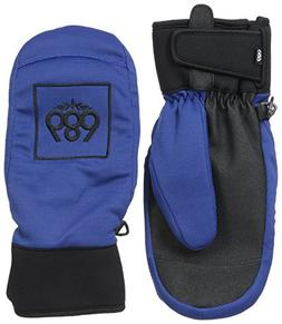 686 Men's Authentic Mountain Pipe Mitt, Blue, X-Large