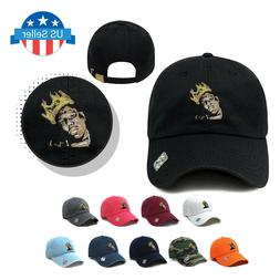 ChoKoLids Biggie Dad Hat Cotton Baseball Cap Polo Style Low