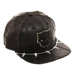 Black Panther Suit Up Snapback - Bioworld