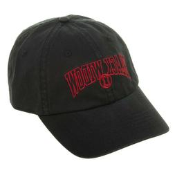 Black Widow Adjustable Dad Hat Cap Avengers Hourglass Marvel