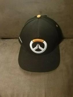 Blizzard Overwatch Game Logo Snapback Cap Hat New Tag Offici