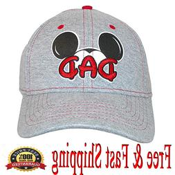 Disney Cap Dad Hat Men's Cotton Mickey Mouse Dad Fan Basebal