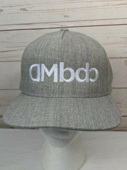 CBDMD Hat by Yupoong The Snapback Classics Trucker Style Bas