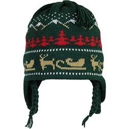 Vermont Originals - Christmas Sled, American Made Wool Winte