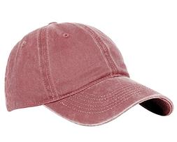 97e03444 Glamorstar Classic Unisex Baseball Cap Adjustable Washed Dye