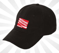 Coca-Cola Have a Coke and a Smile Patch Black Twill Dad Hat