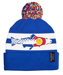 Rep Your Water Colorado Cutthroat Knit Hat Beanie
