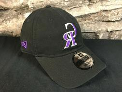 Colorado Rockies New Era Dad Cap 9TWENTY Strapback Hat New A