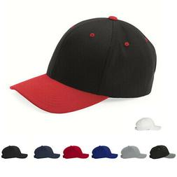 Flexfit Cool & Dry Mens Velcro Hats Pro-Formance Serge Cap 1