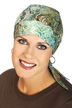 cotton batik head wrap