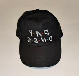 Day Ones 90's Friends TV Show Dad Hat, Blk to Match Air Jord