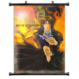 Descendants of Darkness  Anime Fabric Wall Scroll Poster  In