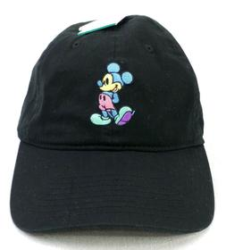 Neff Disney Collection Mickey Mouse Dad Hat Black Embroidere