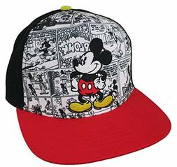 Disney Mickey Mouse Comics Adult Baseball Cap