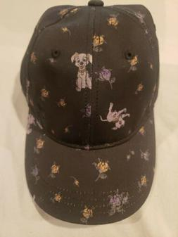 Coach Disney X Dalmatian Pup Hat Floral 89108 One size Women