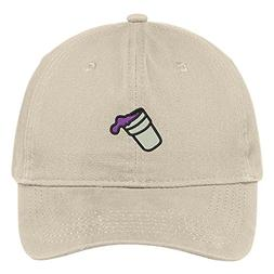 Trendy Apparel Shop Double Cup Morning Coffee Embroidered So