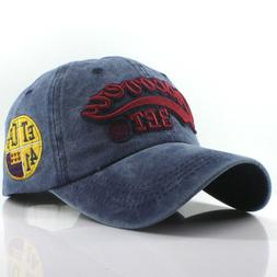 <font><b>Wholesale</b></font> Washed Cotton Baseball Cap Emb