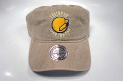 Golden State Warriors Mitchell and Ness Dad Hat Dad Cap