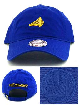 Golden State Warriors Mitchell & Ness New Blue Elements Clea