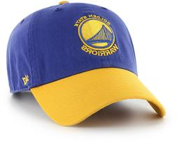 Golden State Warriors '47 Brand Two Tone Clean Up Adjustable