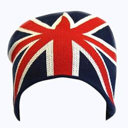 Universal Textiles Mens Great Britain Union Jack Flag Winter