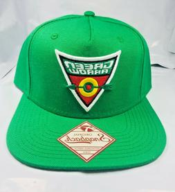 Green Arrow Hat Adjustable Snapback - NWT - DC Comics Ball C