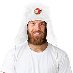 Tundra Hat + Licensed Ottawa Senators Pin Included XXL 64cm