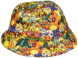 Hat - Pokemon - All Over Print Sublimated Bucket Anime Licen