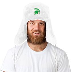 Tundra Hat + Licensed Michigan State Spartans Pin Included X