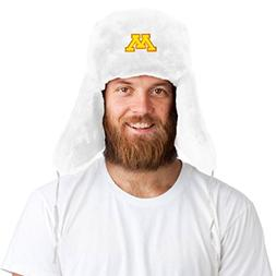Tundra Hat + Licensed Minnesota Golden Gophers Pin Included