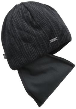 Outdoor Research Women's Igneo Facemask Beanie, Black/Charco