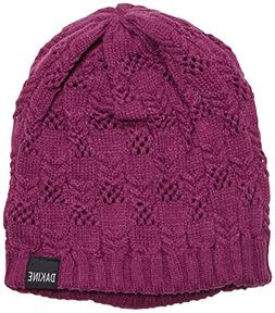 Dakine Women's Ivy Beanie Hollyhock Hat One Size