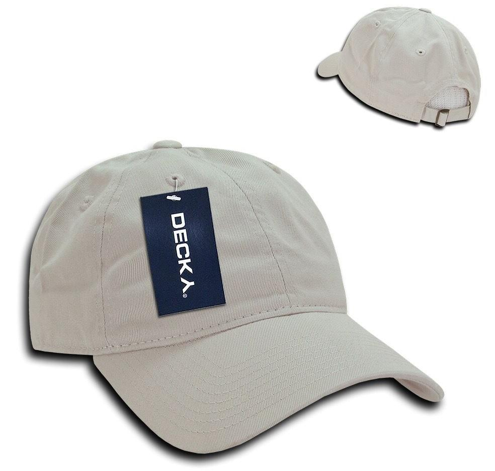 Decky Crown Hats Washed Polo 6