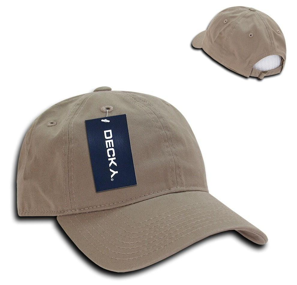 Decky Soft Crown Caps Washed Cotton 6