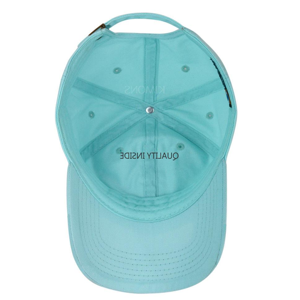 Plain Ball Hat Dad polo Washed