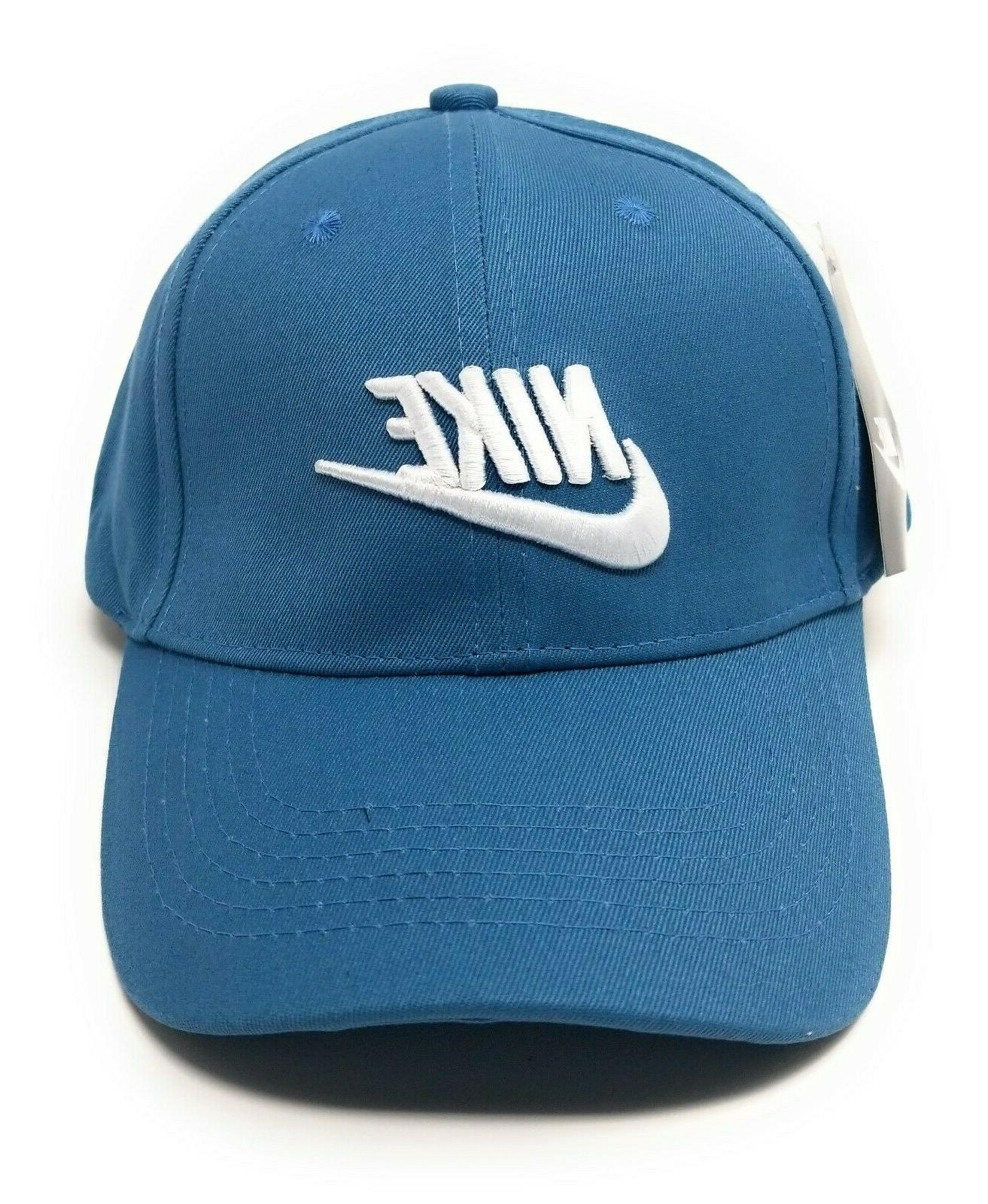 Brand Nike Swoosh Adjustable Back Dad