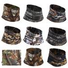 camouflage thermal fleece neck gaiter