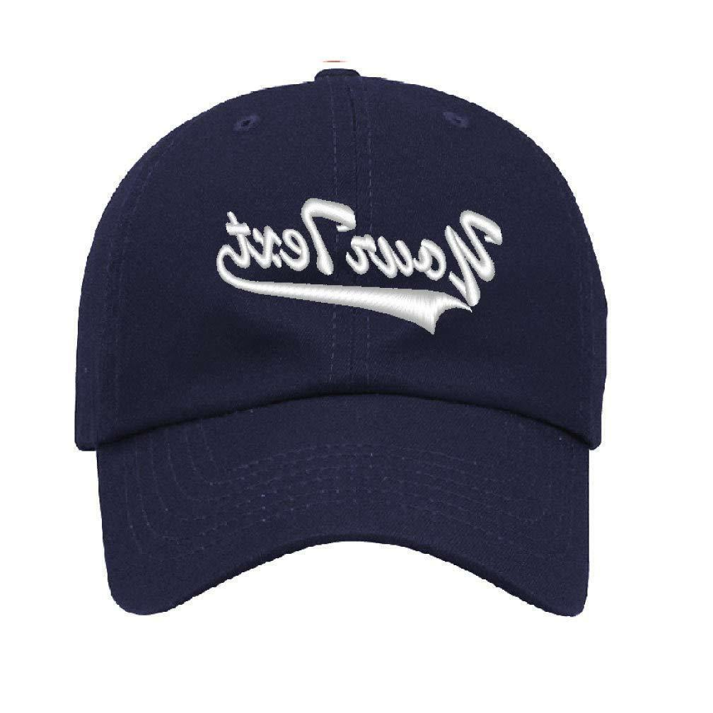 custom personalized embroidered text dad hats cap