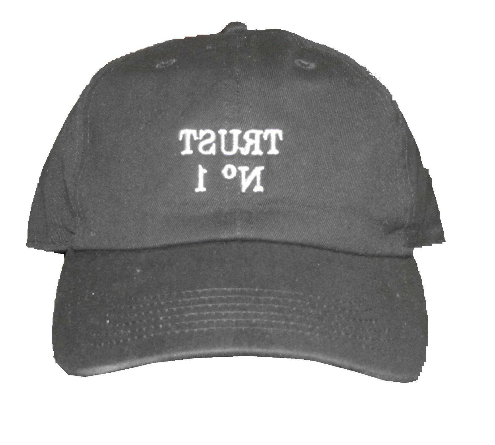 Dad Hat Baseball Trust Cotton Twill tone colors