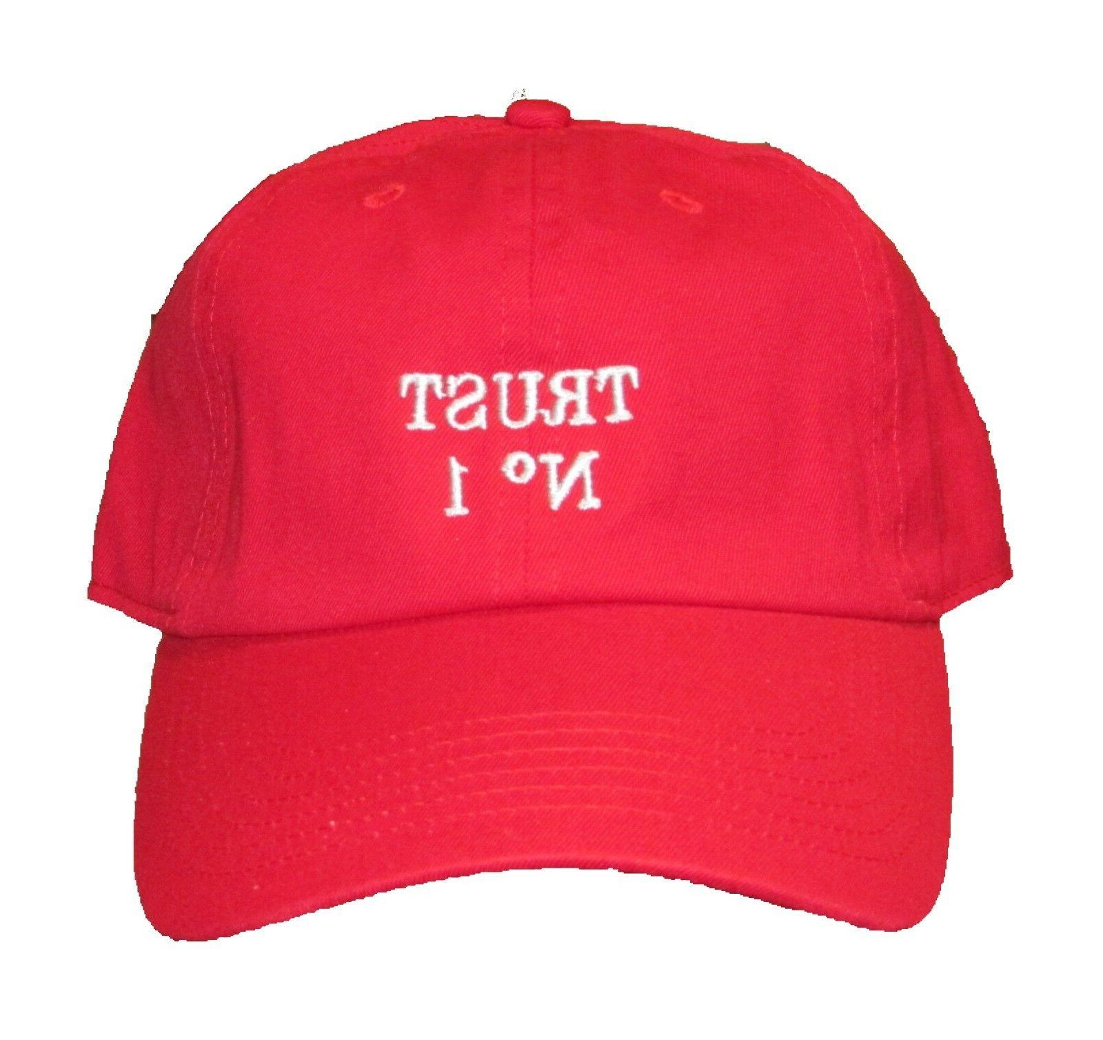 Dad Hat Baseball Trust adjustable Cotton Twill & two