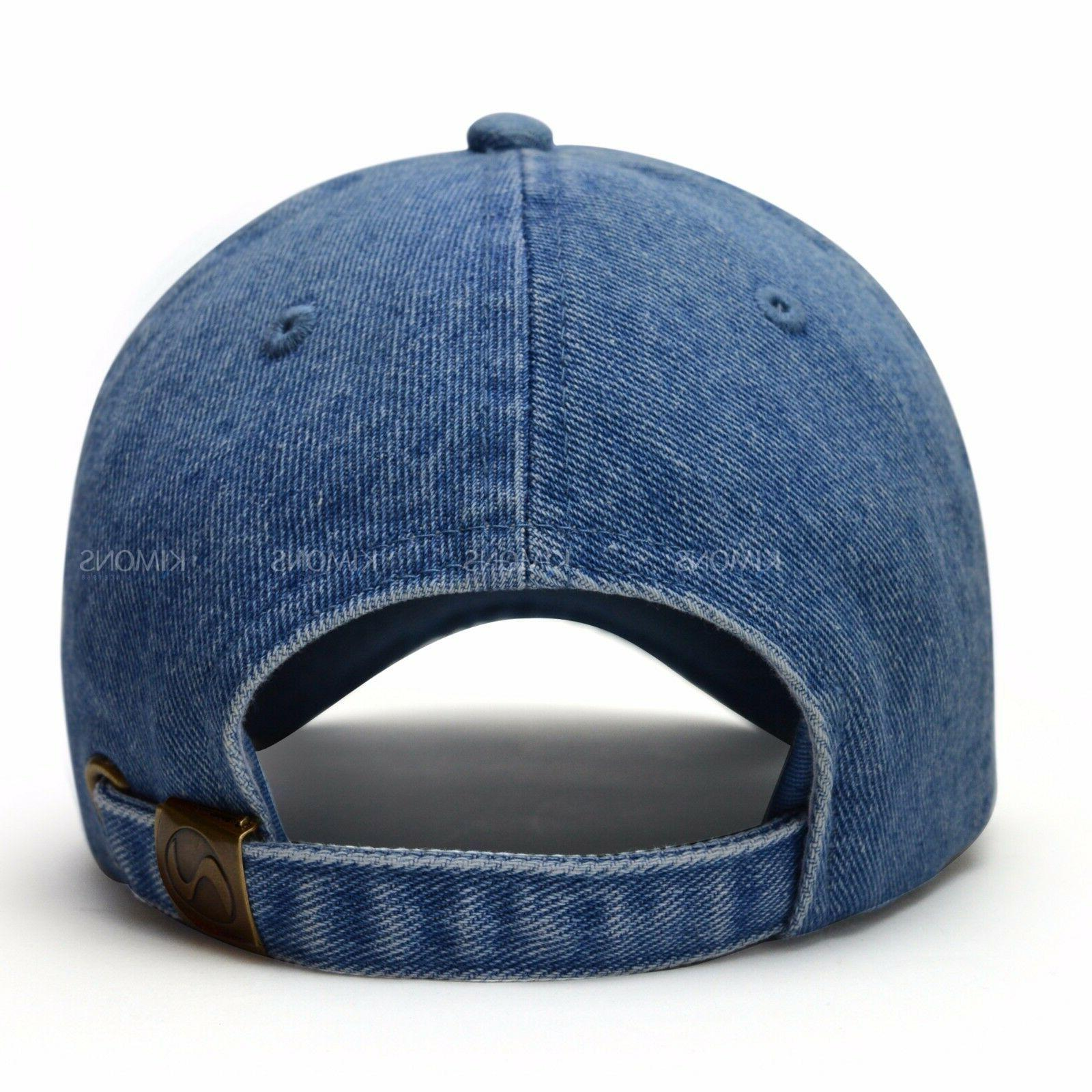 Dyed Plain Polo Style Baseball Ball Dad 2 Two