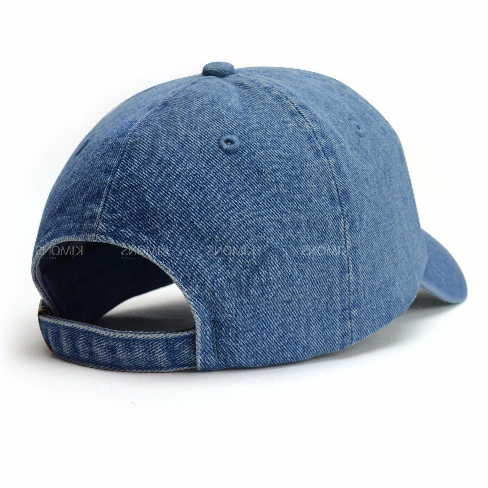 Dyed Washed Cotton New Plain Polo Style Ball Cap Dad 2 Tone