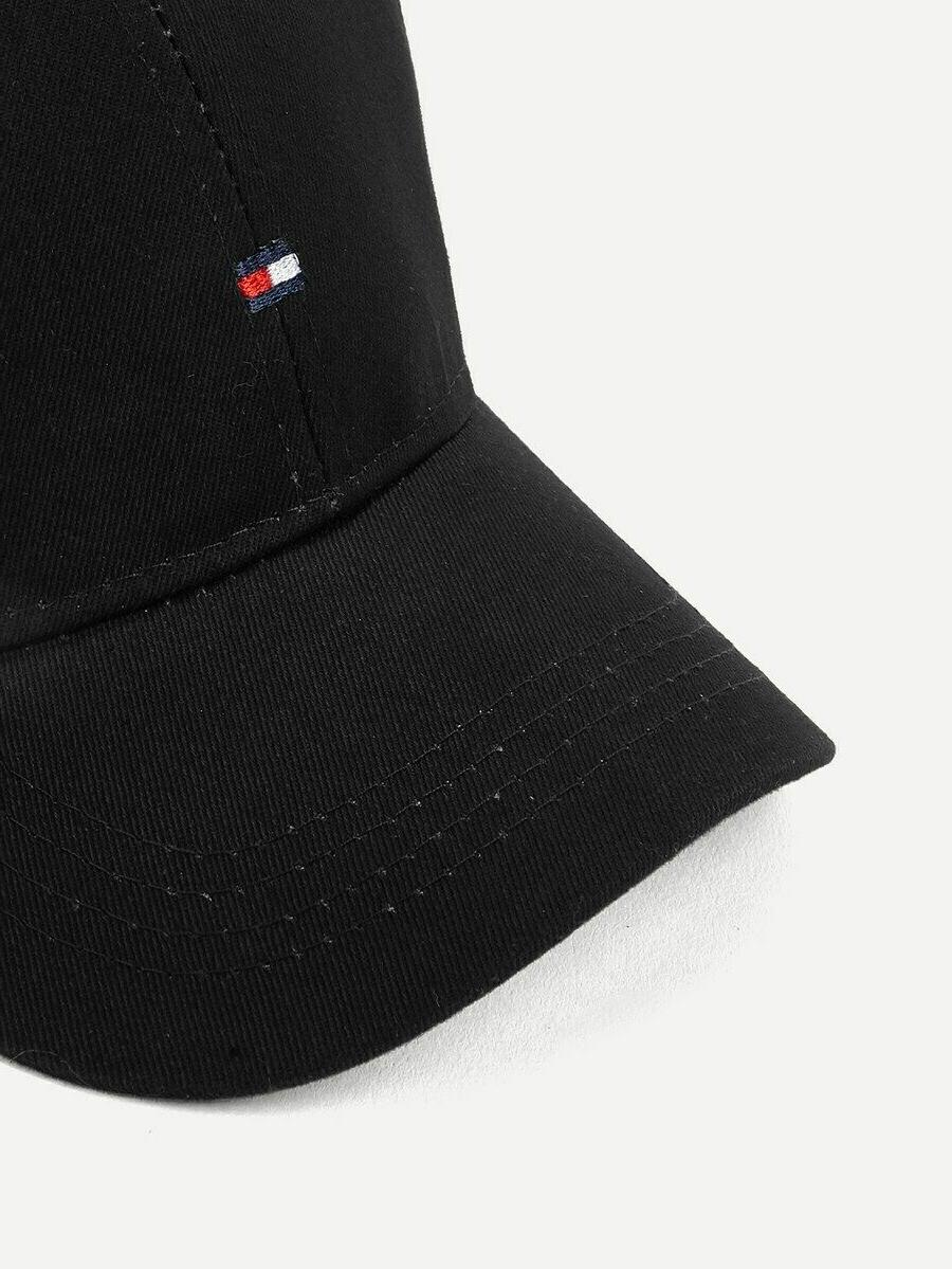 Tommy Flag Tennis Golf Adjustable Black