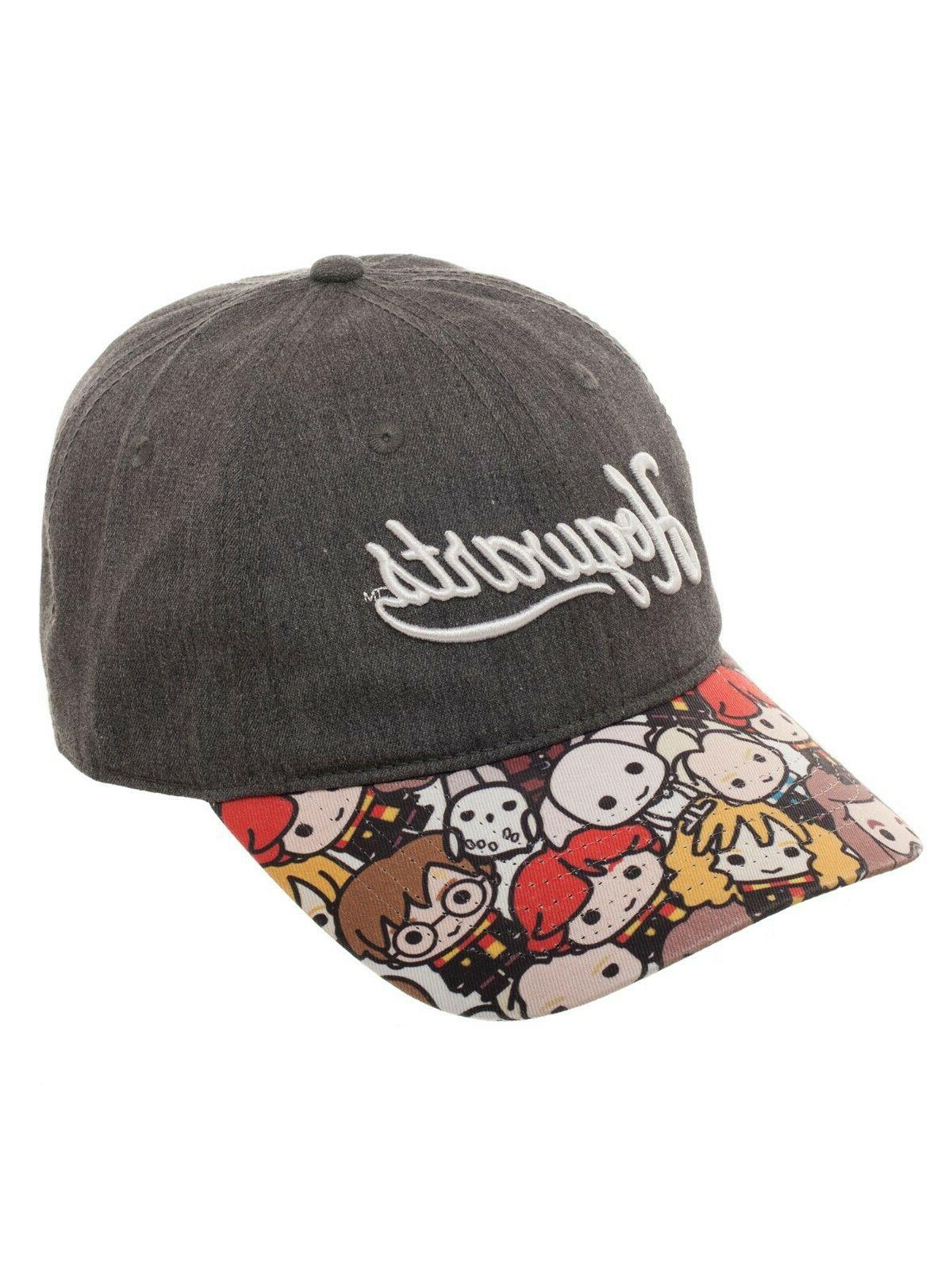 Bioworld Chibi Chambray Adjustable Cap Unisex