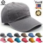 The Hat Depot Unisex Blank Washed Low Profile Cotton and Den