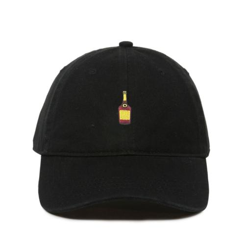 henny alcohol bottle baseball cap embroidered dad