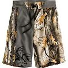 Legendary Whitetails Lakeside Swim Shorts Gods Country Gray/