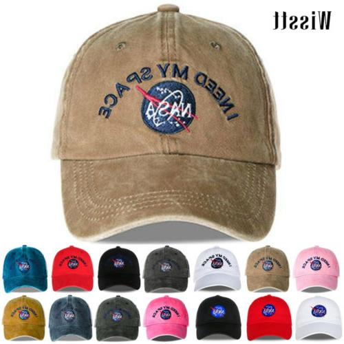 Men Women Embroidered Dad Hat Trucker Snapback Hat Baseball